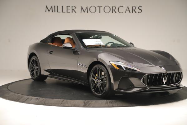 New 2019 Maserati GranTurismo Sport Convertible for sale $163,845 at Maserati of Westport in Westport CT 06880 18