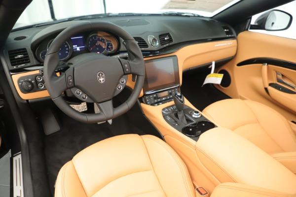 New 2019 Maserati GranTurismo Sport Convertible for sale $163,845 at Maserati of Westport in Westport CT 06880 19