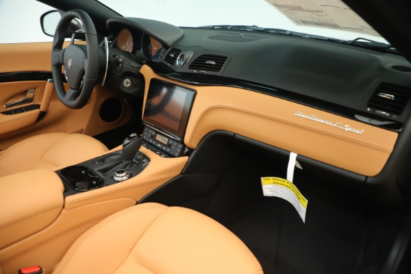 New 2019 Maserati GranTurismo Sport Convertible for sale $163,845 at Maserati of Westport in Westport CT 06880 26