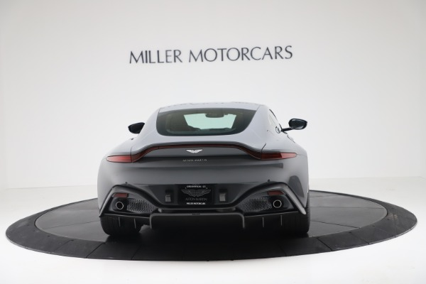New 2020 Aston Martin Vantage Coupe for sale Sold at Maserati of Westport in Westport CT 06880 4