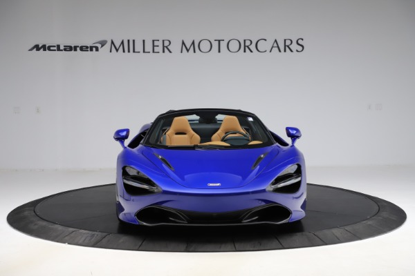 New 2020 McLaren 720S SPIDER Convertible for sale $374,830 at Maserati of Westport in Westport CT 06880 12