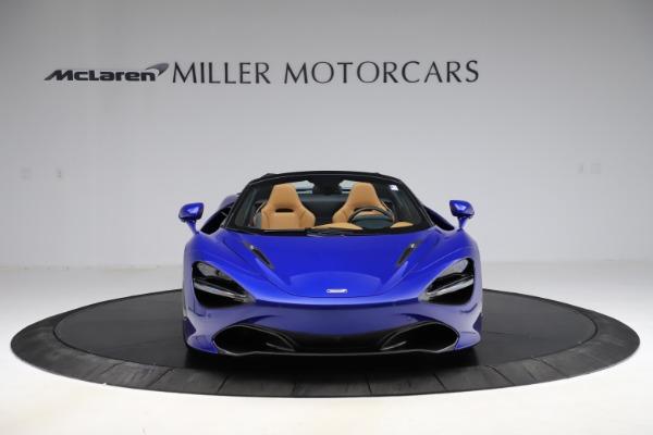 New 2020 McLaren 720S SPIDER Convertible for sale $374,830 at Maserati of Westport in Westport CT 06880 12