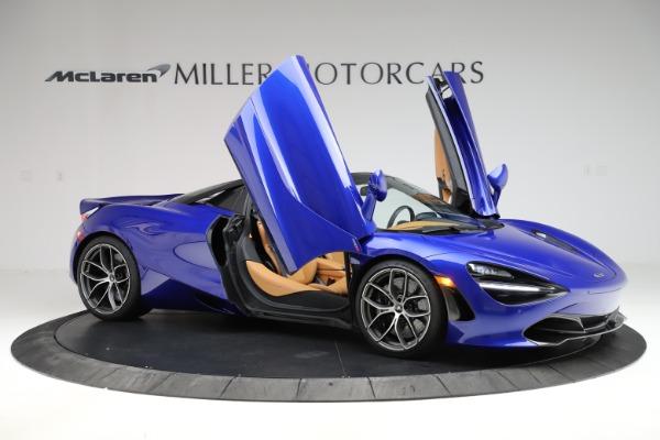 New 2020 McLaren 720S Spider Luxury for sale $374,830 at Maserati of Westport in Westport CT 06880 15