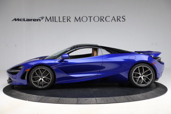 New 2020 McLaren 720S SPIDER Convertible for sale $374,830 at Maserati of Westport in Westport CT 06880 17