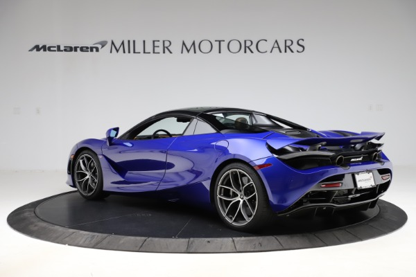 New 2020 McLaren 720S SPIDER Convertible for sale $374,830 at Maserati of Westport in Westport CT 06880 18
