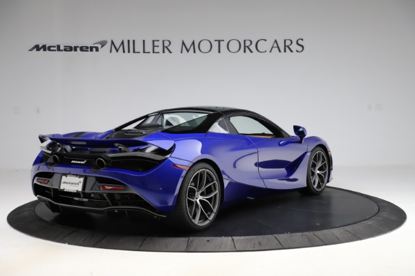 New 2020 McLaren 720S SPIDER Convertible for sale $374,830 at Maserati of Westport in Westport CT 06880 19