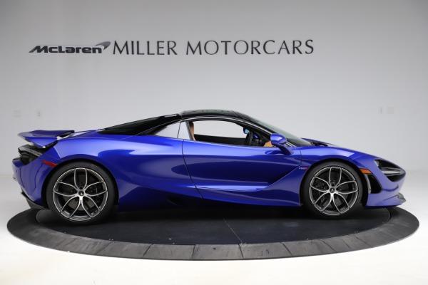 New 2020 McLaren 720S SPIDER Convertible for sale $374,830 at Maserati of Westport in Westport CT 06880 20