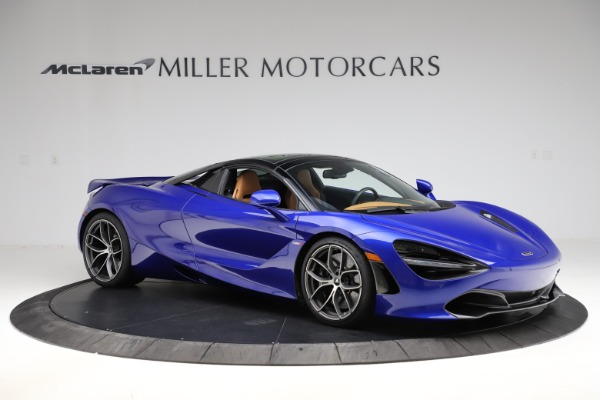 New 2020 McLaren 720S SPIDER Convertible for sale $374,830 at Maserati of Westport in Westport CT 06880 21