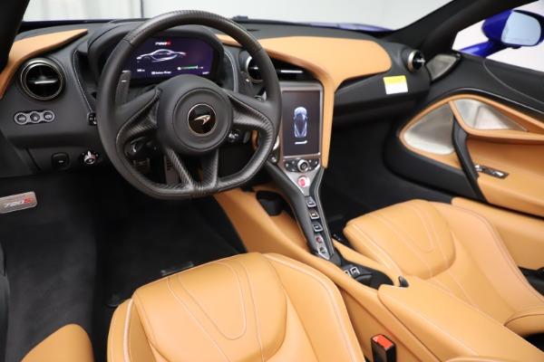 New 2020 McLaren 720S SPIDER Convertible for sale $374,830 at Maserati of Westport in Westport CT 06880 22