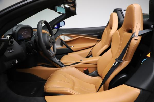 New 2020 McLaren 720S Spider Luxury for sale $374,830 at Maserati of Westport in Westport CT 06880 23