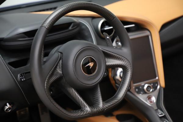New 2020 McLaren 720S SPIDER Convertible for sale $374,830 at Maserati of Westport in Westport CT 06880 25