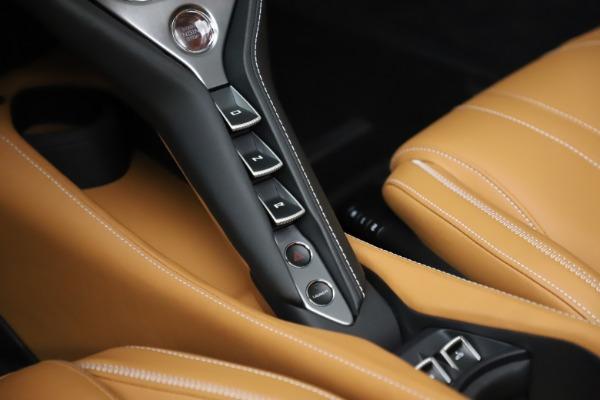 New 2020 McLaren 720S SPIDER Convertible for sale $374,830 at Maserati of Westport in Westport CT 06880 26