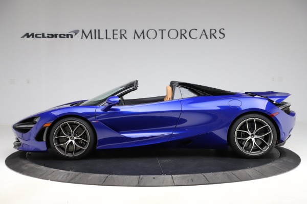 New 2020 McLaren 720S Spider Luxury for sale $374,830 at Maserati of Westport in Westport CT 06880 3