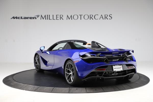 New 2020 McLaren 720S SPIDER Convertible for sale $374,830 at Maserati of Westport in Westport CT 06880 5