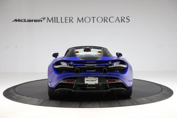 New 2020 McLaren 720S SPIDER Convertible for sale $374,830 at Maserati of Westport in Westport CT 06880 6