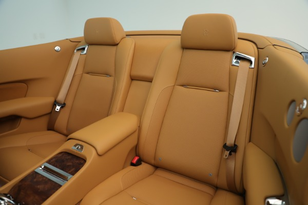 Used 2016 Rolls-Royce Dawn for sale Sold at Maserati of Westport in Westport CT 06880 18
