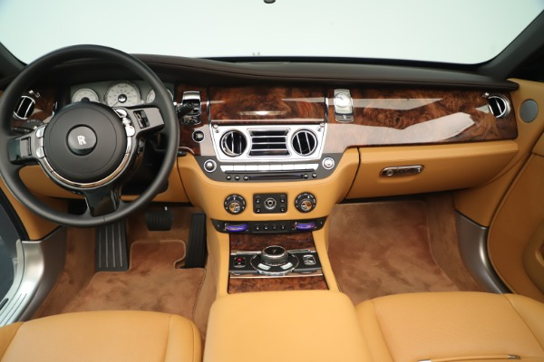 Used 2016 Rolls-Royce Dawn for sale Sold at Maserati of Westport in Westport CT 06880 22