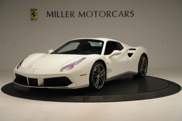 Used 2016 Ferrari 488 Spider for sale $269,900 at Maserati of Westport in Westport CT 06880 13