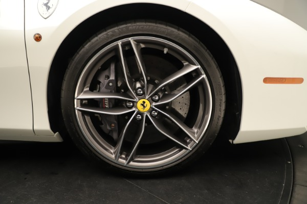 Used 2016 Ferrari 488 Spider for sale $269,900 at Maserati of Westport in Westport CT 06880 19