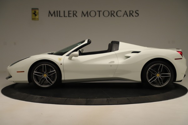 Used 2016 Ferrari 488 Spider for sale $269,900 at Maserati of Westport in Westport CT 06880 3