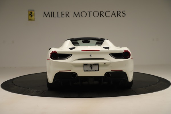 Used 2016 Ferrari 488 Spider for sale $269,900 at Maserati of Westport in Westport CT 06880 6