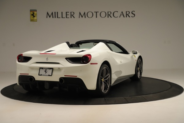 Used 2016 Ferrari 488 Spider for sale $269,900 at Maserati of Westport in Westport CT 06880 7