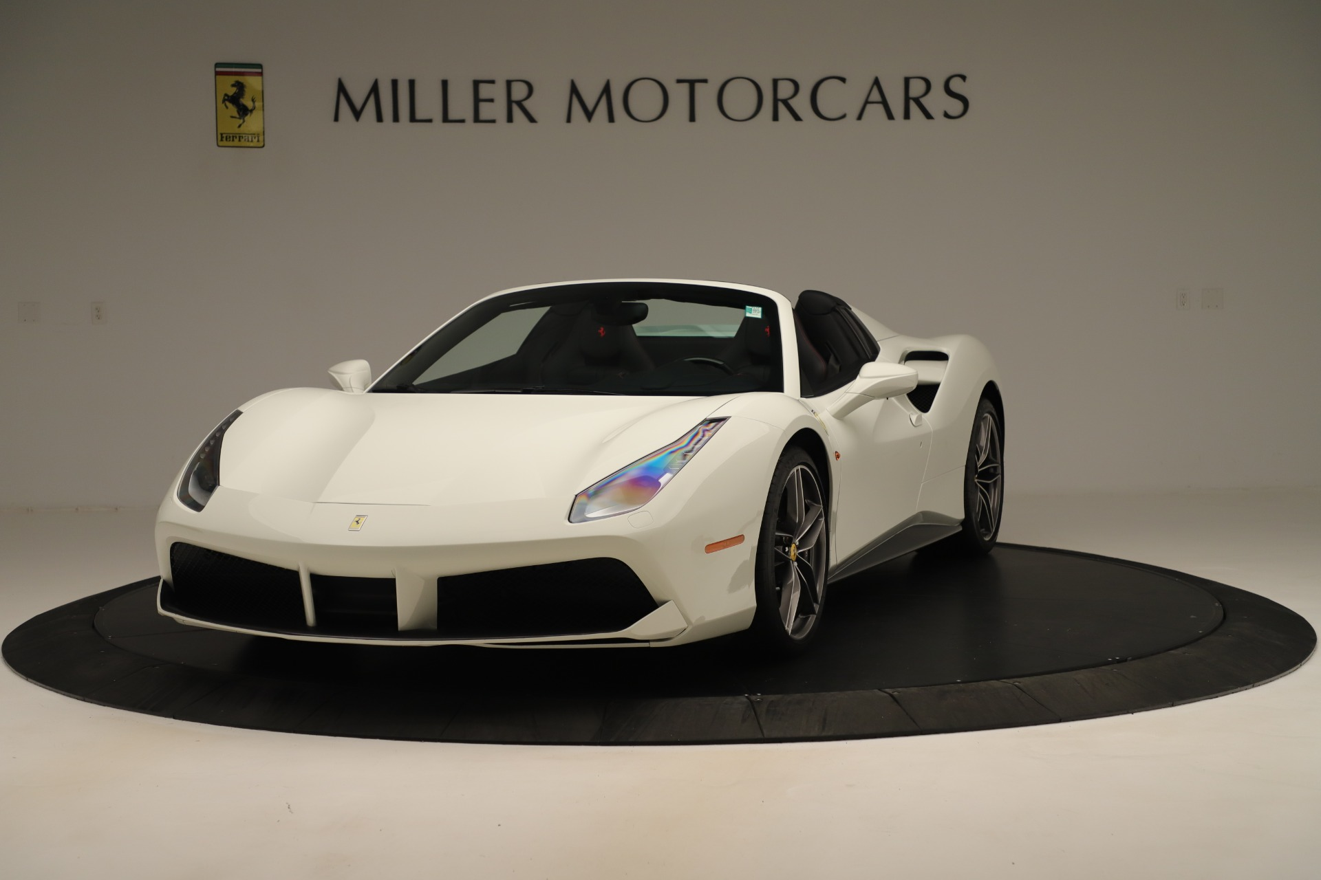 Used 2016 Ferrari 488 Spider for sale $269,900 at Maserati of Westport in Westport CT 06880 1