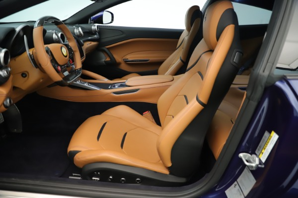 Used 2019 Ferrari GTC4Lusso for sale Sold at Maserati of Westport in Westport CT 06880 14