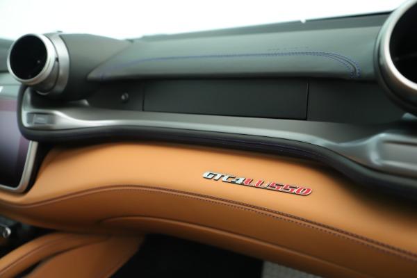 Used 2019 Ferrari GTC4Lusso for sale Sold at Maserati of Westport in Westport CT 06880 23