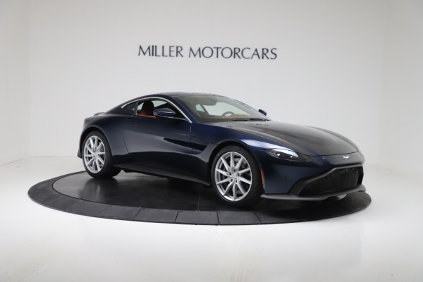 New 2020 Aston Martin Vantage Coupe for sale $163,524 at Maserati of Westport in Westport CT 06880 10