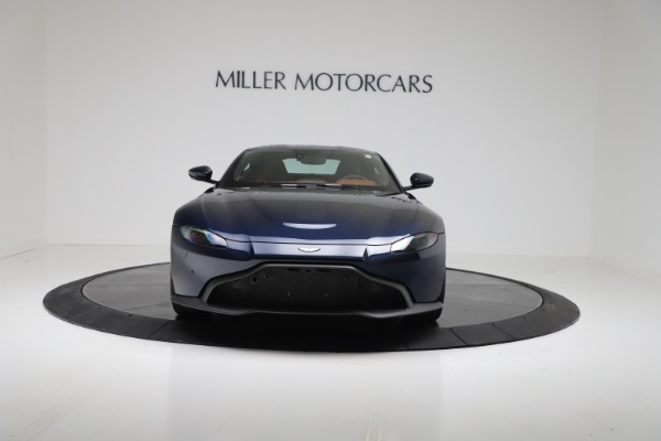 New 2020 Aston Martin Vantage Coupe for sale $163,524 at Maserati of Westport in Westport CT 06880 11