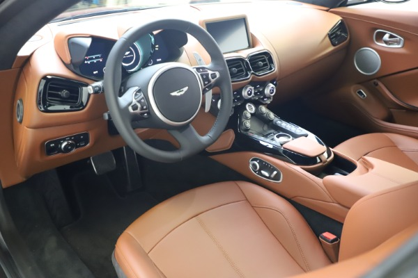 New 2020 Aston Martin Vantage Coupe for sale $163,524 at Maserati of Westport in Westport CT 06880 12