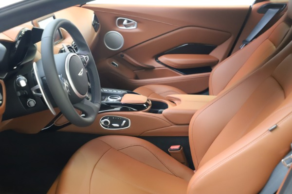 New 2020 Aston Martin Vantage Coupe for sale $163,524 at Maserati of Westport in Westport CT 06880 13
