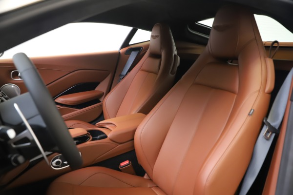 New 2020 Aston Martin Vantage Coupe for sale $163,524 at Maserati of Westport in Westport CT 06880 14