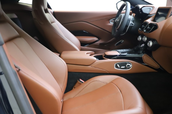 New 2020 Aston Martin Vantage Coupe for sale $163,524 at Maserati of Westport in Westport CT 06880 16