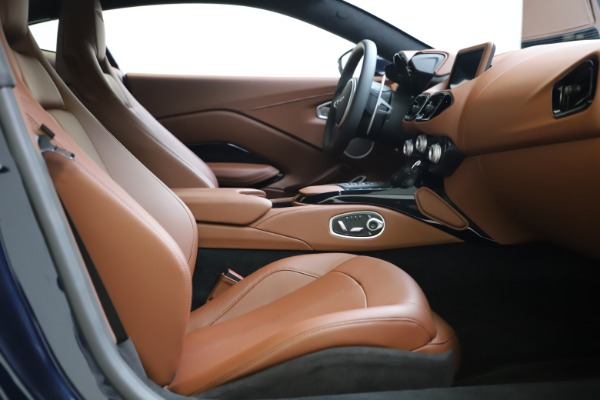 New 2020 Aston Martin Vantage Coupe for sale $163,524 at Maserati of Westport in Westport CT 06880 17