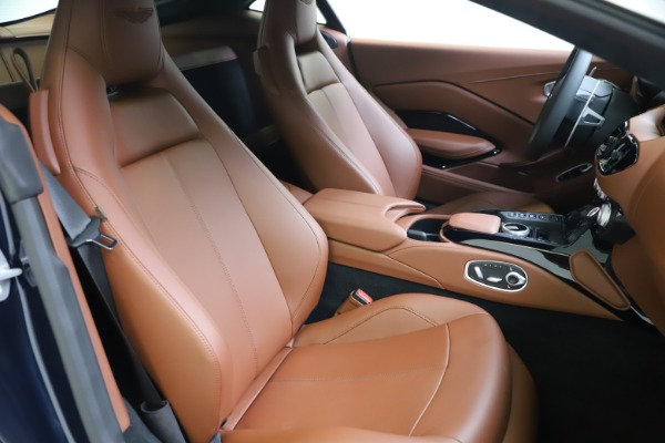 New 2020 Aston Martin Vantage Coupe for sale $163,524 at Maserati of Westport in Westport CT 06880 18