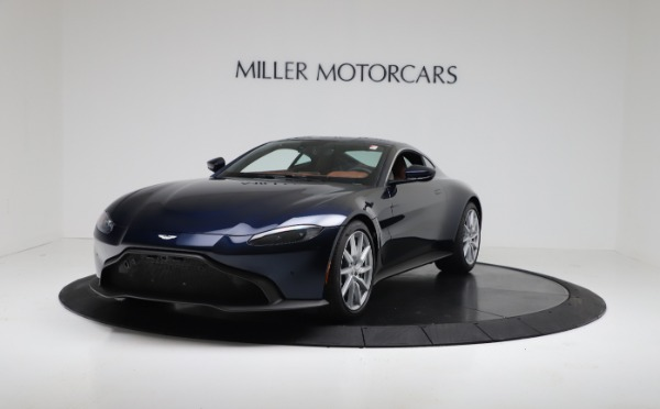New 2020 Aston Martin Vantage Coupe for sale $163,524 at Maserati of Westport in Westport CT 06880 2