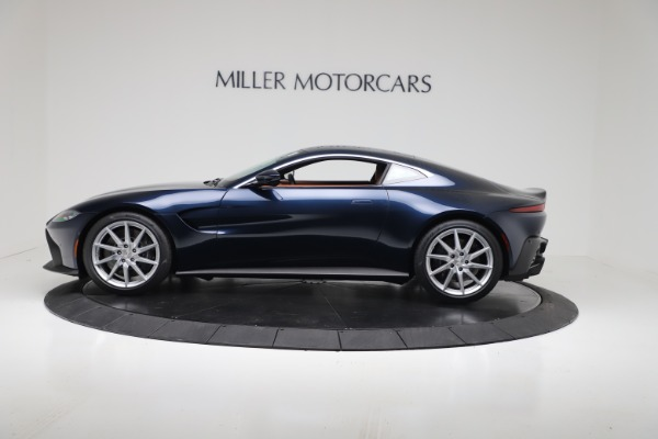 New 2020 Aston Martin Vantage Coupe for sale $163,524 at Maserati of Westport in Westport CT 06880 3