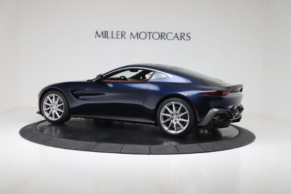 New 2020 Aston Martin Vantage Coupe for sale $163,524 at Maserati of Westport in Westport CT 06880 4