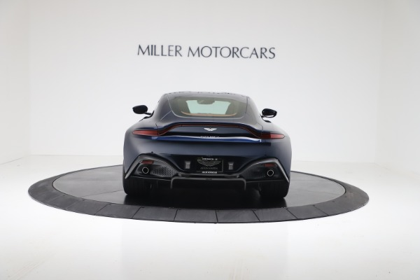 New 2020 Aston Martin Vantage Coupe for sale $163,524 at Maserati of Westport in Westport CT 06880 5