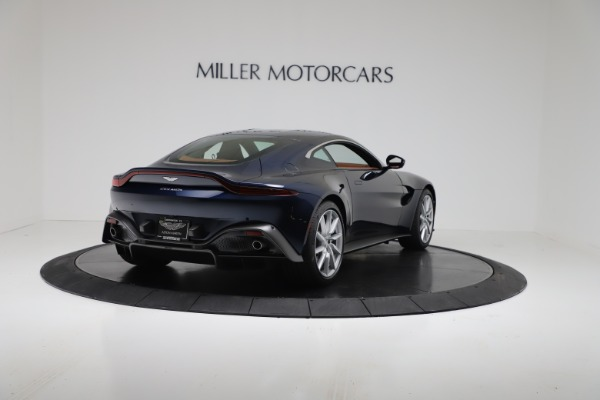 New 2020 Aston Martin Vantage Coupe for sale $163,524 at Maserati of Westport in Westport CT 06880 6