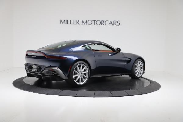 New 2020 Aston Martin Vantage Coupe for sale $163,524 at Maserati of Westport in Westport CT 06880 7