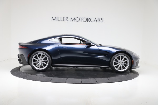 New 2020 Aston Martin Vantage Coupe for sale $163,524 at Maserati of Westport in Westport CT 06880 8