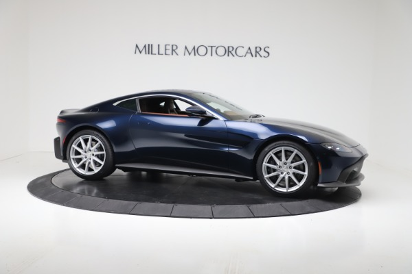New 2020 Aston Martin Vantage Coupe for sale $163,524 at Maserati of Westport in Westport CT 06880 9