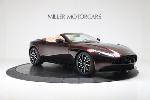 Used 2020 Aston Martin DB11 Volante Convertible for sale $217,900 at Maserati of Westport in Westport CT 06880 10