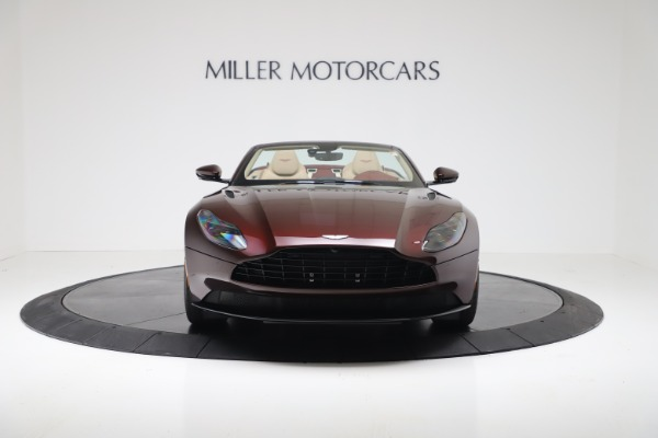 Used 2020 Aston Martin DB11 Volante Convertible for sale $217,900 at Maserati of Westport in Westport CT 06880 11