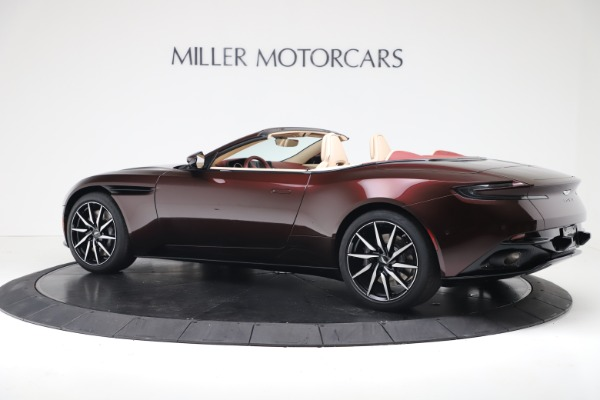 Used 2020 Aston Martin DB11 Volante Convertible for sale $219,900 at Maserati of Westport in Westport CT 06880 12