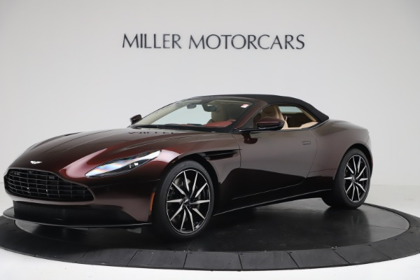 Used 2020 Aston Martin DB11 Volante Convertible for sale $217,900 at Maserati of Westport in Westport CT 06880 14