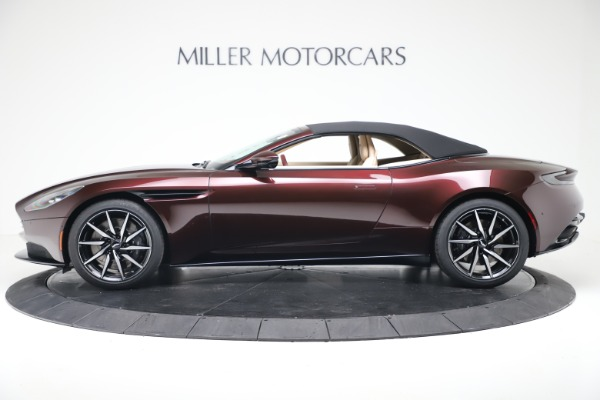 Used 2020 Aston Martin DB11 Volante Convertible for sale $217,900 at Maserati of Westport in Westport CT 06880 15